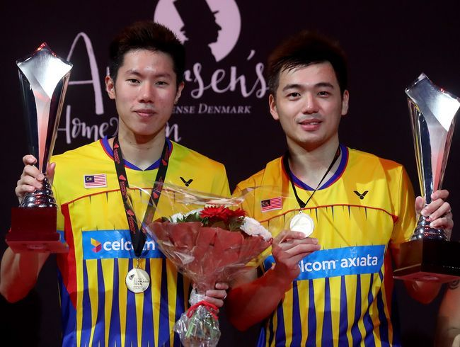 Tan Wee Kiong/Goh V Shem Takes First Superseries Premier Crown in Odense