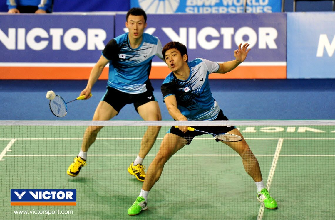 2014 VICTOR Korea Open Final Report VICTOR Badminton